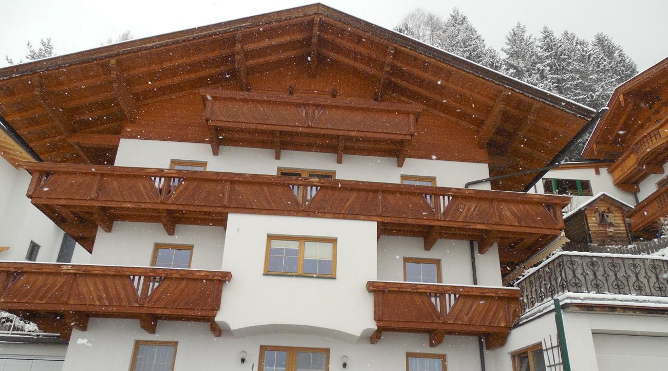 Wohnung mieten zillertal skigebiet zell am ziller for Wohnung mieten immobilien