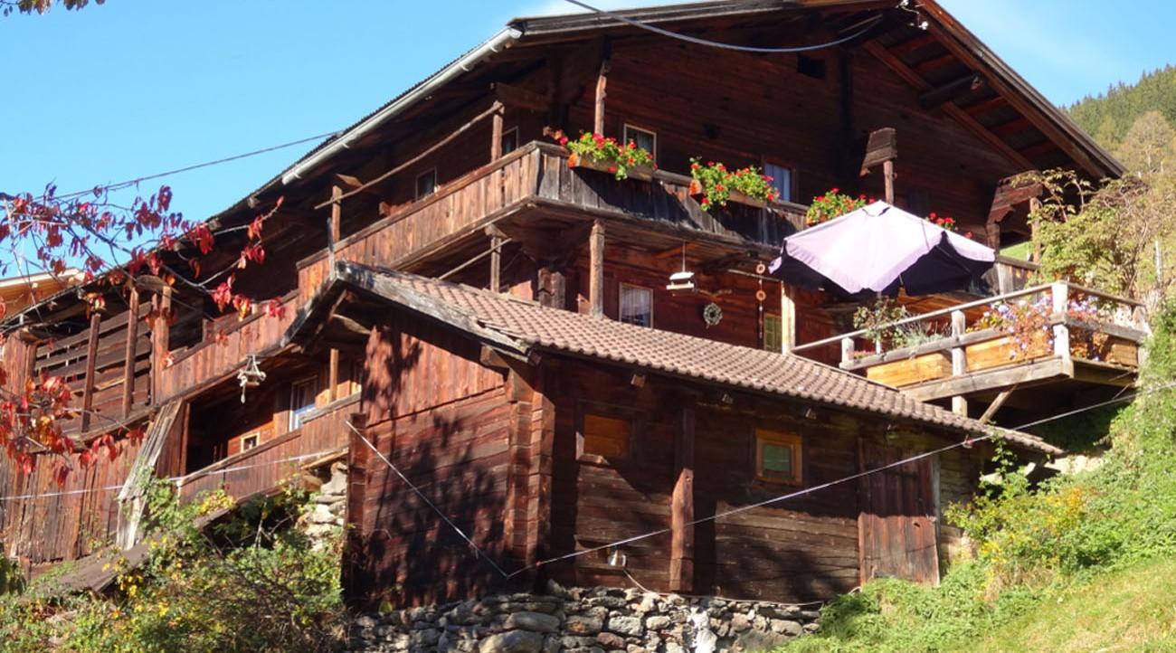 Bauernhaus mieten zillertal n he kaltenbach for Immobilien mieten