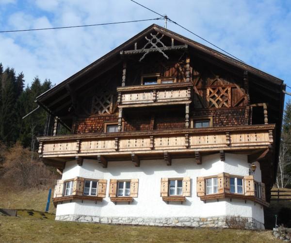Bauernhaus-Innsbruck