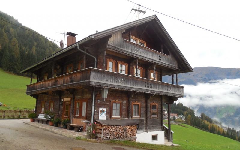 Bauernhaus mieten Oesterreich_Hausansicht_3