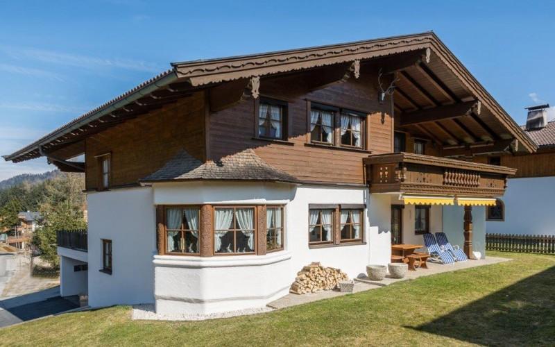 Komfort-Wochenendhaus - Nähe Kufstein/Söll