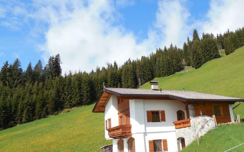 Wochenendhaus mieten, Berghütte mieten und Almhütte