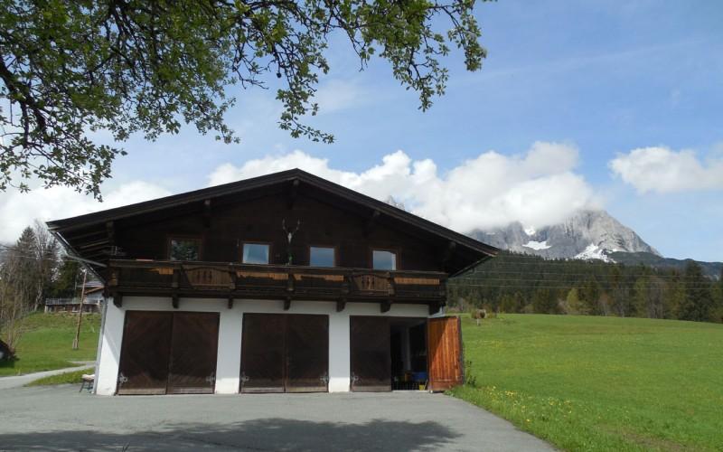 Wochenendhaus-mieten-Wilder-Kaiser_Haus