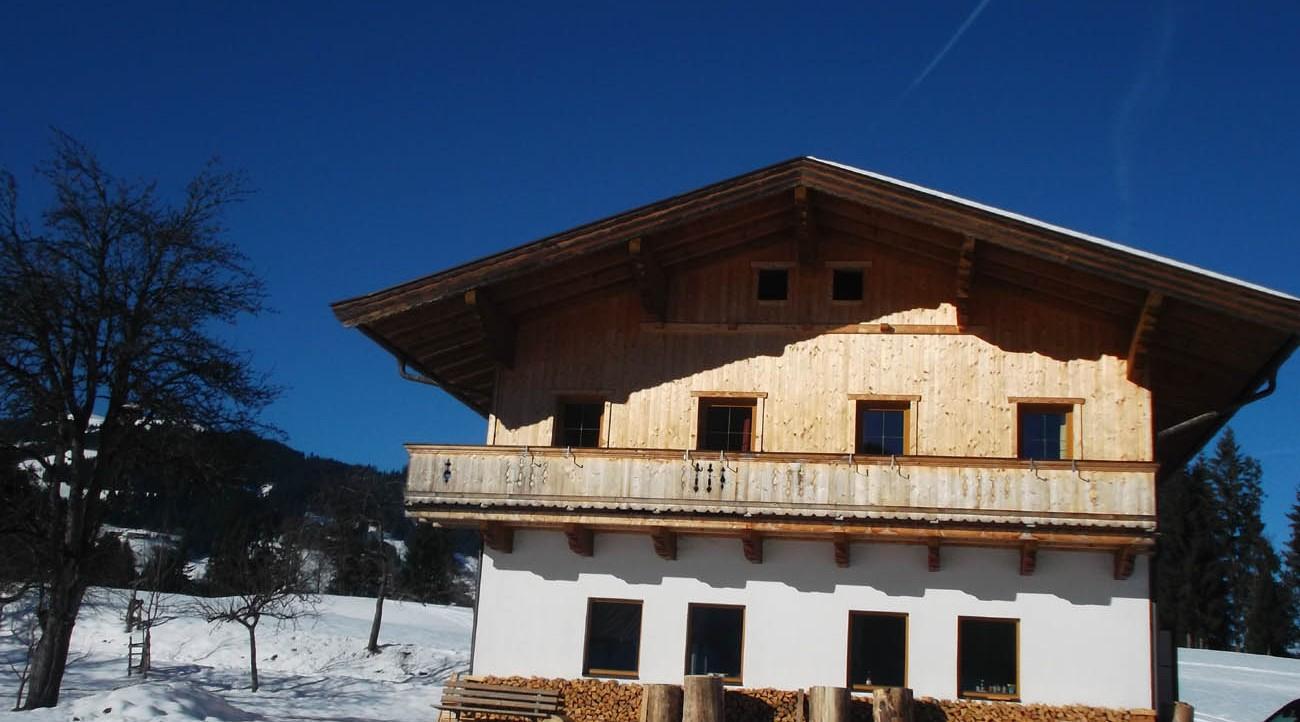 Haus mieten Hopfgarten Westendorf Skiwelt Wilder Kaiser