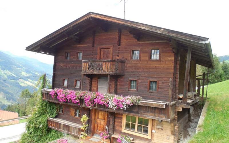 Bauernhaus-mieten-zell-am-ziller-Bauernhaus