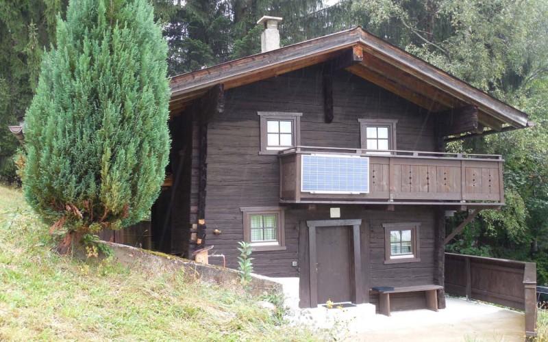 Berghütte in traumhafter Alleinlage – Nähe Fügen