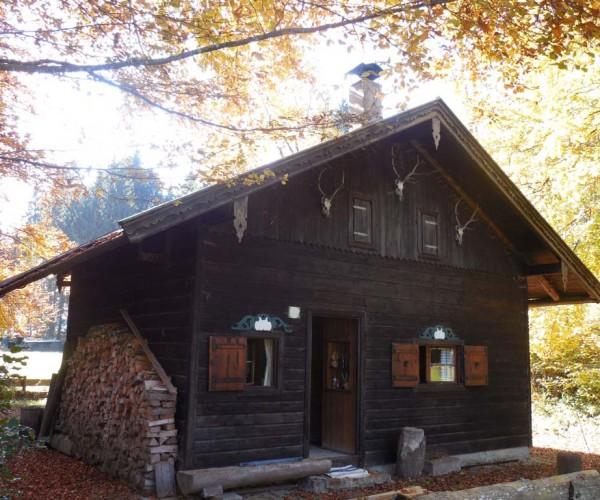 Berghütten kaufen in traumhafter Alleinlage in Oberbayern - Nähe Oberaudorf  RP Immobilien & Bauträger Renate Pichler seit 1977!