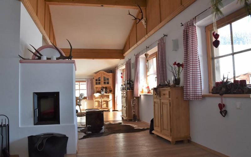 Exklusive Dachgeschosswohnung mit Saunabenutzung direkt im Skigebiet – Hopfgarten/Hohe Salve